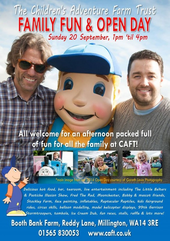 caft family fun day